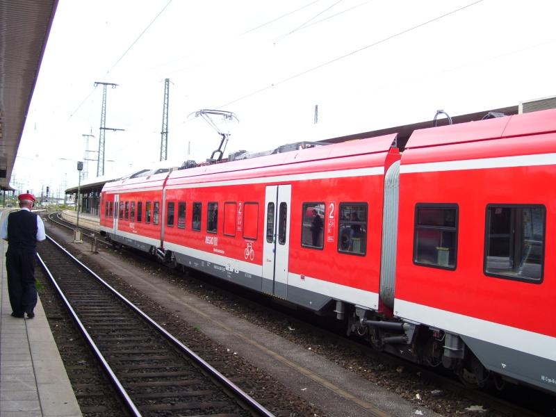 Triebwagen BR 440 der DBAG Br-44012
