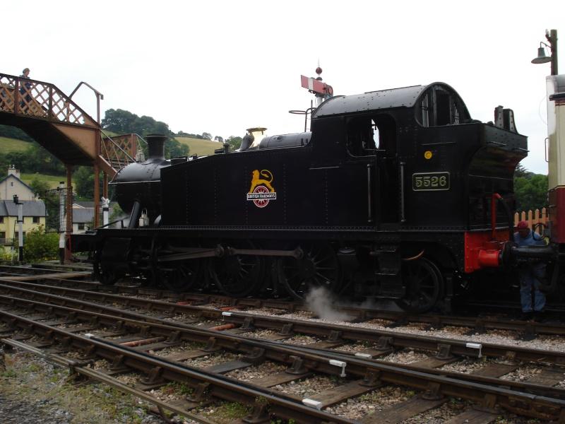 Dampfreise durch England Englan16