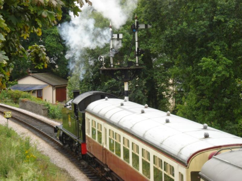 Dampfreise durch England Englan18