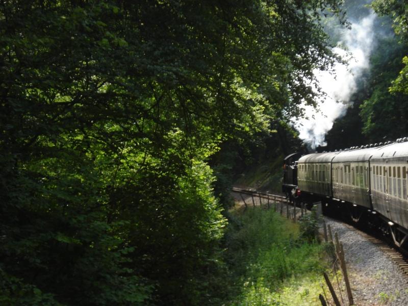 Dampfreise durch England Englan21