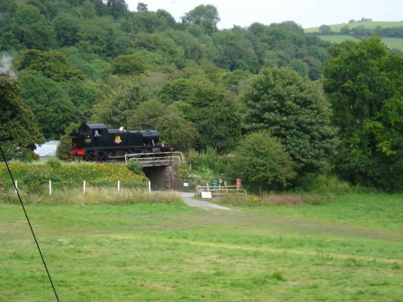 Dampfreise durch England Englan22