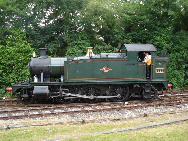 Dampfreise durch England Englan25