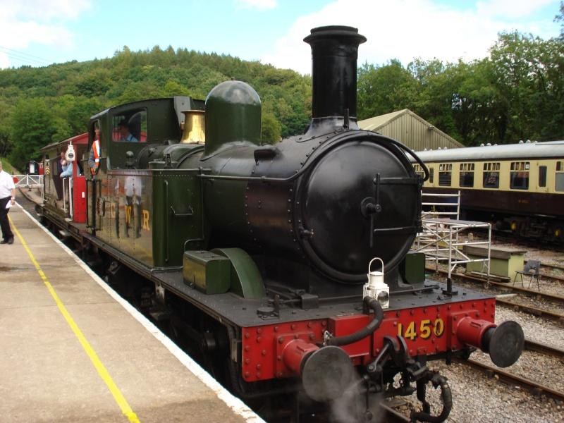 Dampfreise durch England Englan28
