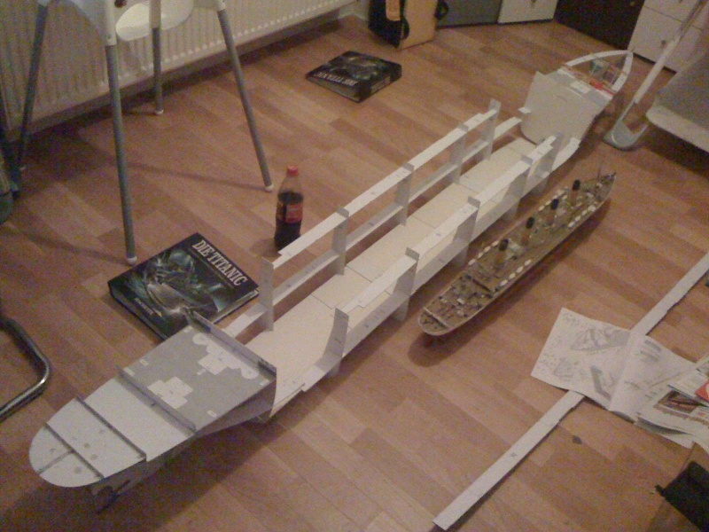 Schreiber Titanic 1:100 Img_0058
