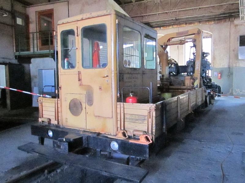 Der SKL - Der Rottenkraftwagen bei den Deutschen Bahnen Img_0117