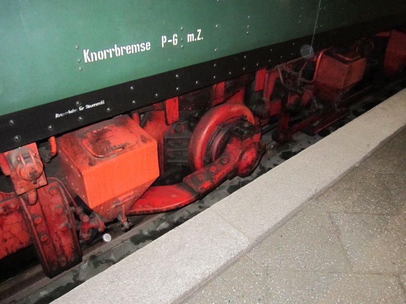 Auf dem Museumsgleis im HBF Leipzig Img_0166