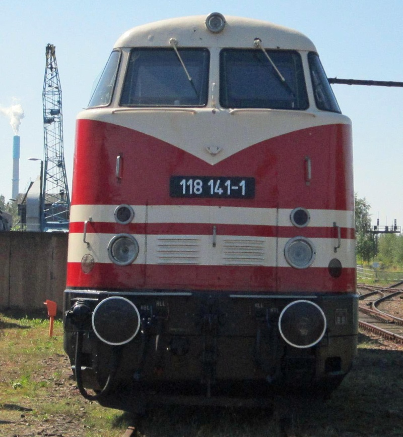 Die V180 - BR 118 (DR) Img_0218