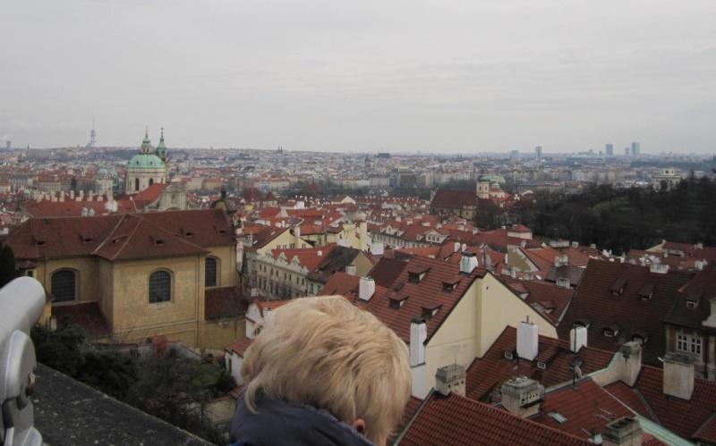 Rundgang durch eine alte Stadt... Prag Img_0270