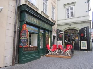 Rundgang durch eine alte Stadt... Prag Img_0290