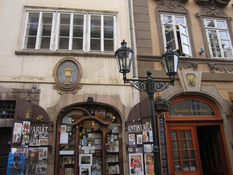 Rundgang durch eine alte Stadt... Prag Img_0292