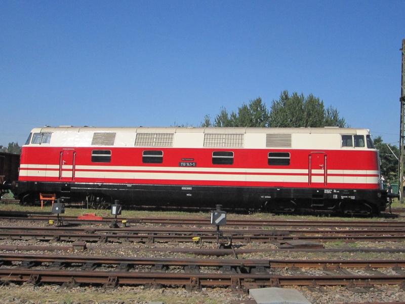 Die V180 - BR 118 (DR) Img_0324
