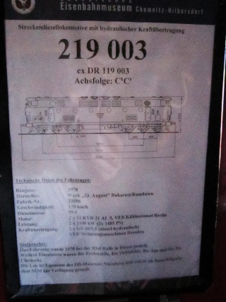 BR 119 (DR) - BR 219/229 (DB) - das U-Boot Img_0432
