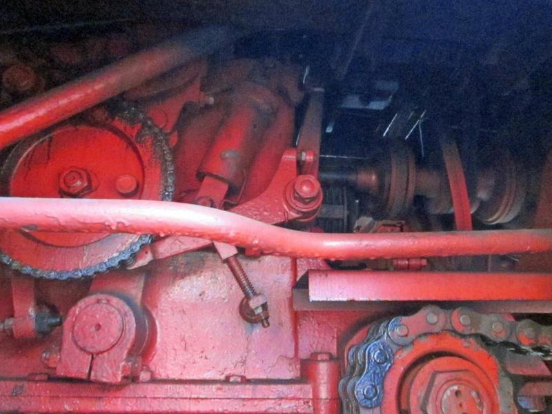 Kleindiesellok Köf II - DB-Baureihe 322-324 - DR BR 100 / 310 Img_0479