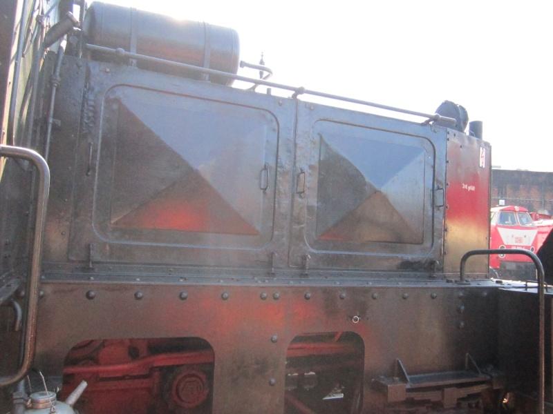 Kleindiesellok Köf II - DB-Baureihe 322-324 - DR BR 100 / 310 Img_0485