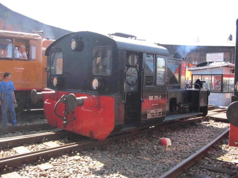 Kleindiesellok Köf II - DB-Baureihe 322-324 - DR BR 100 / 310 Img_0491