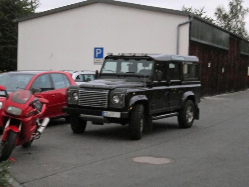 "Land Rover - Der ""Landy"" im Original Img_0653"