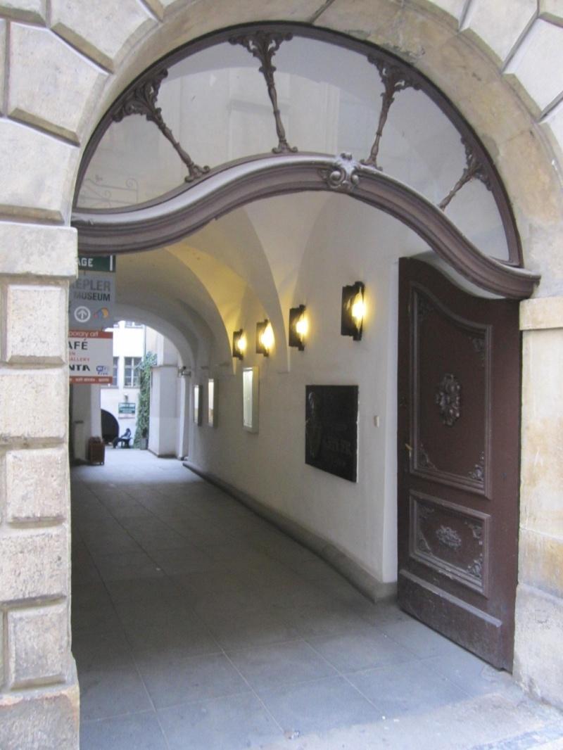 Rundgang durch eine alte Stadt... Prag Img_0659