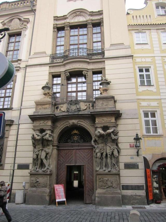 Rundgang durch eine alte Stadt... Prag Img_0669