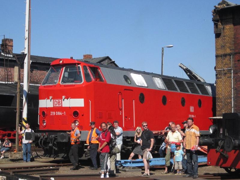 """Das U-Boot"" - BR 119 (DR) - BR 219 (DB) Img_0672"