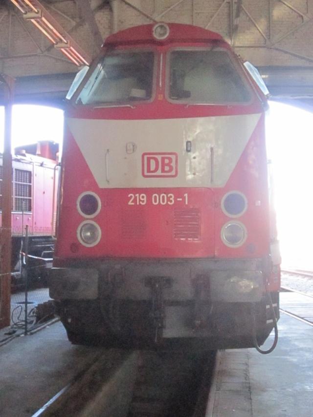 """Das U-Boot"" - BR 119 (DR) - BR 219 (DB) Img_0679"