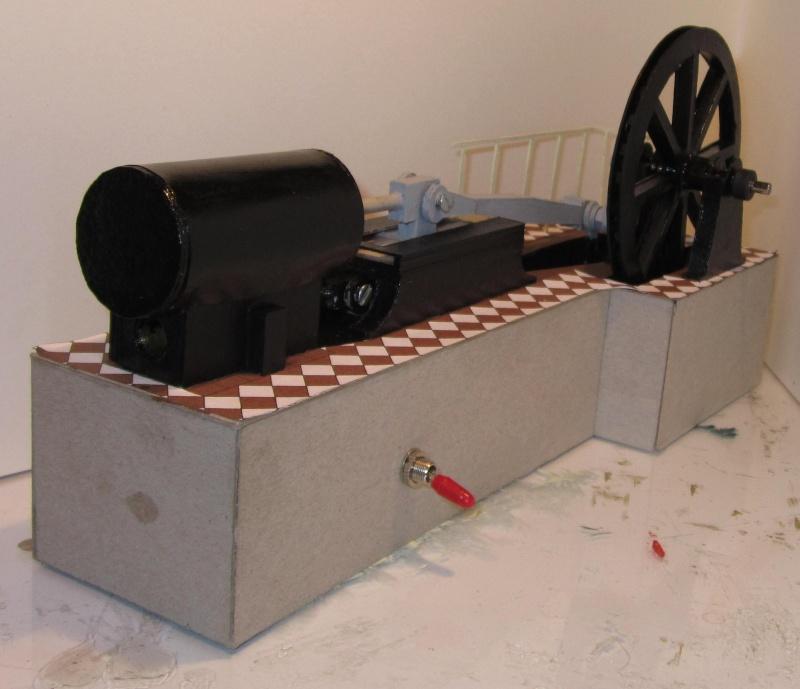 Eine Werkstattmaschine... + Entwicklung der BS2/11 zur BS 1/14 - Seite 2 Img_0925