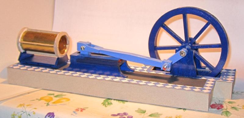 Eine Werkstattmaschine... + Entwicklung der BS2/11 zur BS 1/14 - Seite 3 Img_1110