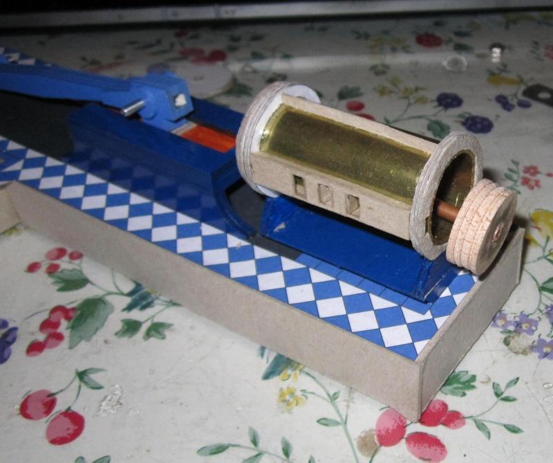Eine Werkstattmaschine... + Entwicklung der BS2/11 zur BS 1/14 - Seite 3 Img_1235