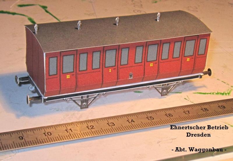 Personenwagen der Weimar-Geraer Eisenbahn, etwa 1890, M1/87 Img_2217
