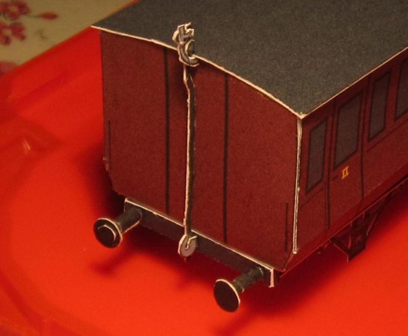 Personenwagen der Weimar-Geraer Eisenbahn, etwa 1890, M1/87 Img_2317