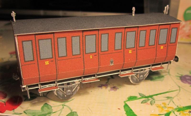 Personenwagen der Weimar-Geraer Eisenbahn, etwa 1890, M1/87 Img_2334