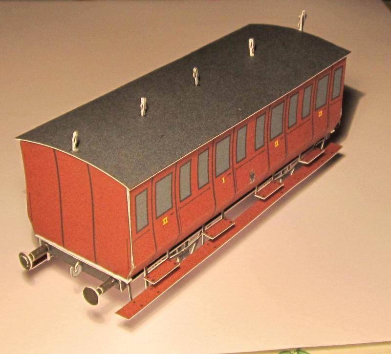 Personenwagen der Weimar-Geraer Eisenbahn, etwa 1890, M1/87 Img_2336