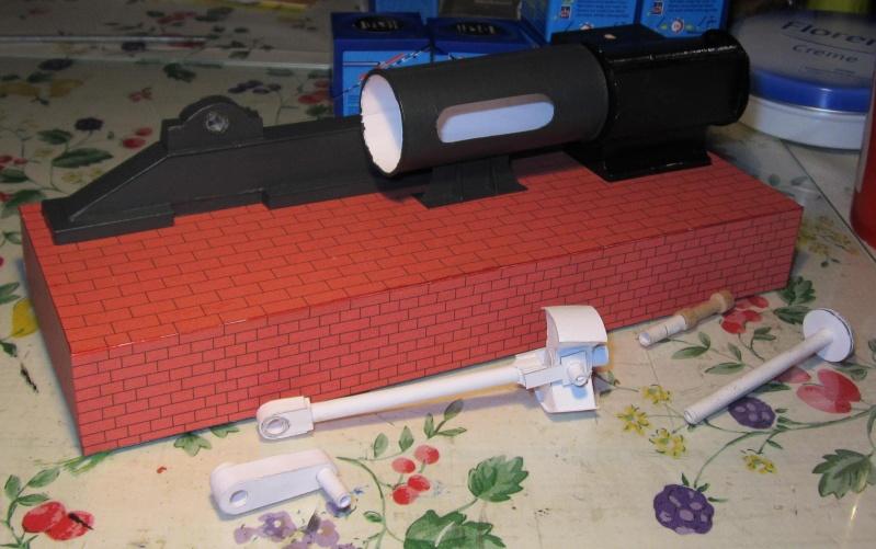 """In Gedenken an einen Freund: Dampfmaschine """"Hugo II""""  Img_3110"""