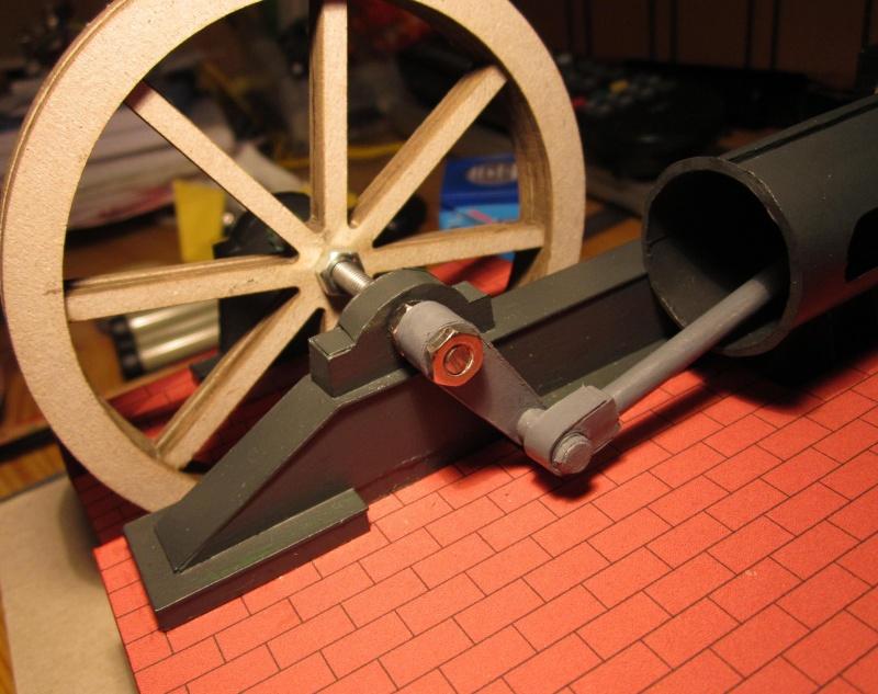 """In Gedenken an einen Freund: Dampfmaschine """"Hugo II""""  - Seite 2 Img_3124"""