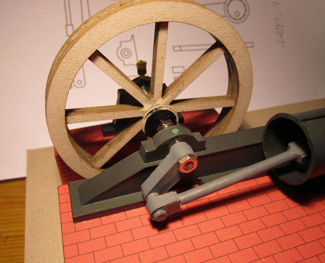 """In Gedenken an einen Freund: Dampfmaschine """"Hugo II""""  - Seite 2 Img_3136"""