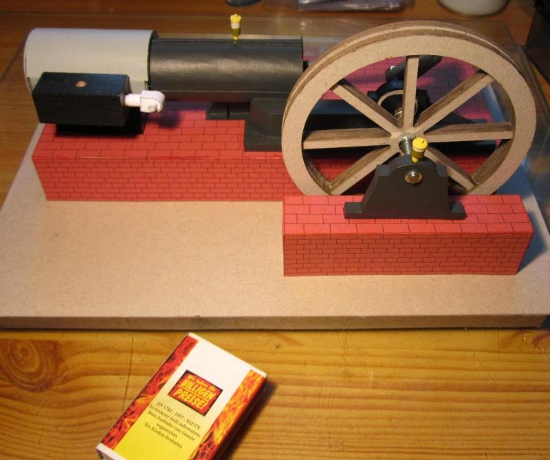 """In Gedenken an einen Freund: Dampfmaschine """"Hugo II""""  - Seite 2 Img_3411"""