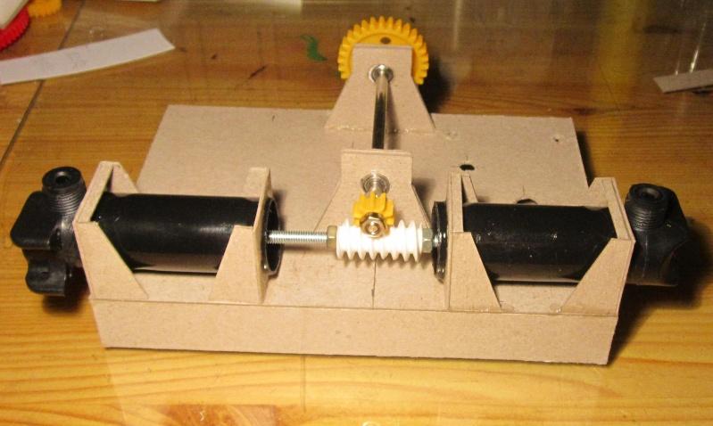 Nu was wird das denn... Papp-Kompressor , der Erste Img_3551