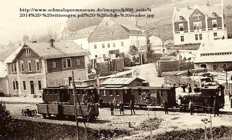 Auf zu neuen Ufern... offener Güterwagen, Gattung 777 der K. Sächs. Sts. E.B. K800_s10