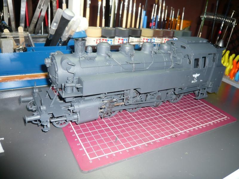 BR86 mit Mörser Thor eisenbahnverlastet und Railway Gondola, als Dio - Seite 3 P1040012