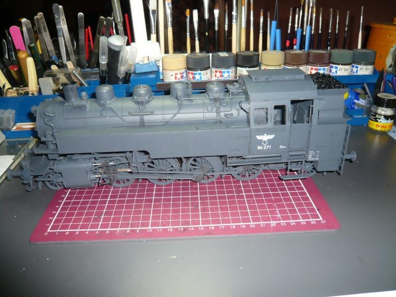 BR86 mit Mörser Thor eisenbahnverlastet und Railway Gondola, als Dio - Seite 3 P1040013