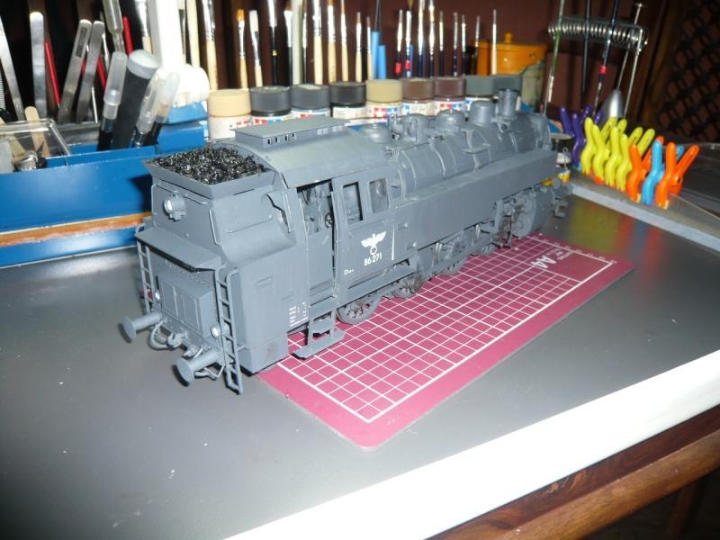 BR86 mit Mörser Thor eisenbahnverlastet und Railway Gondola, als Dio - Seite 3 P1040014