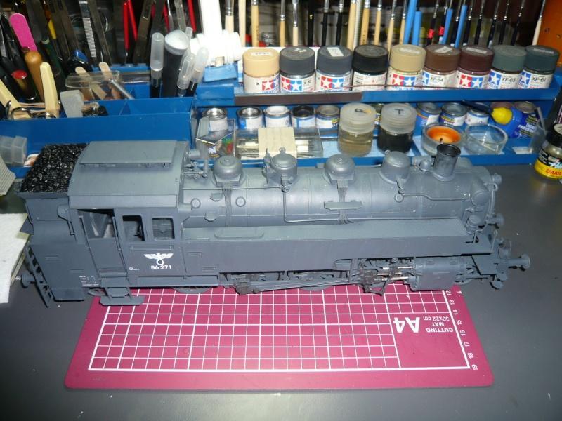 BR86 mit Mörser Thor eisenbahnverlastet und Railway Gondola, als Dio - Seite 3 P1040015
