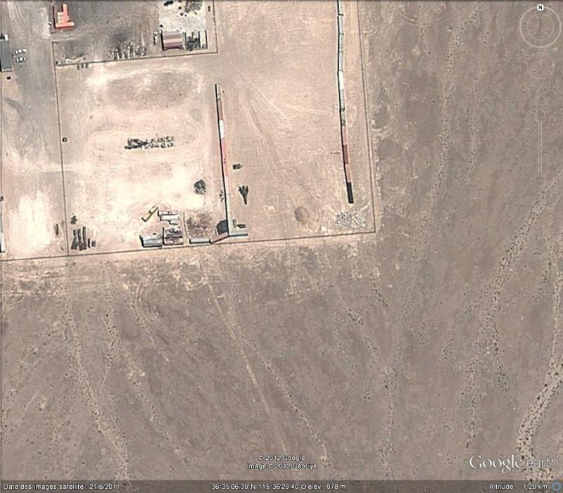Quel est le modèle de cet avion perdu près d'Indian Springs au Nevada ? Avion_10