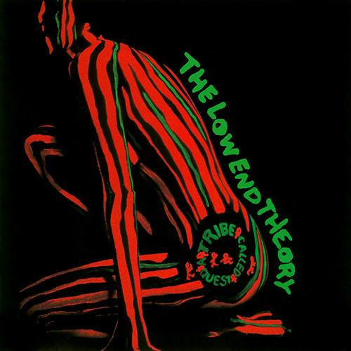 A tribe called quest - The low end theory 18974110