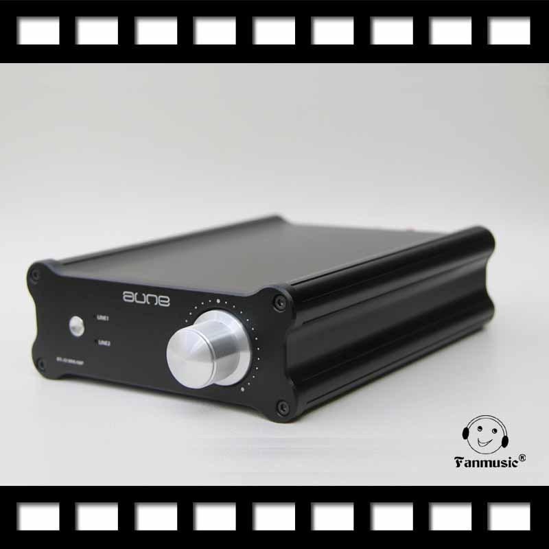 aune mini X2 amplifier 30WX2 TI TPA3121 Kgrhqe10