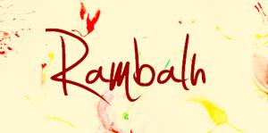 Rambalh - Chroniques littéraires Part3010