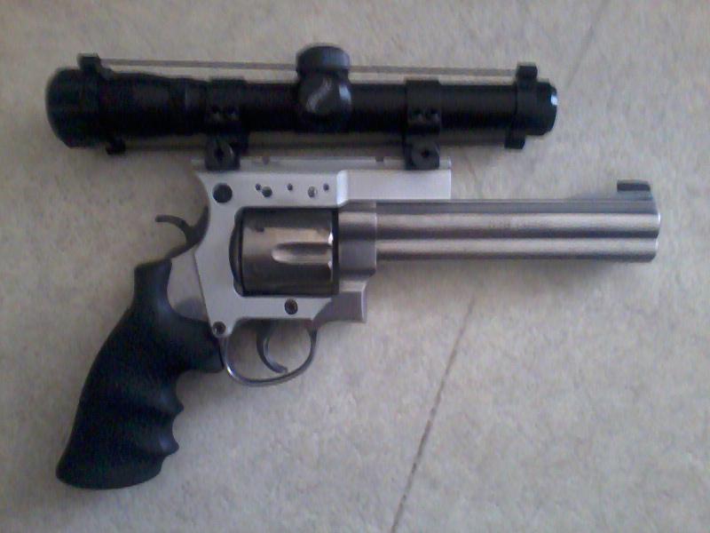Smith & Wesson mod. 29 62913