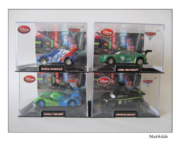 [DS] Petite collection Cars 2 Disney Store - Page 10 00117