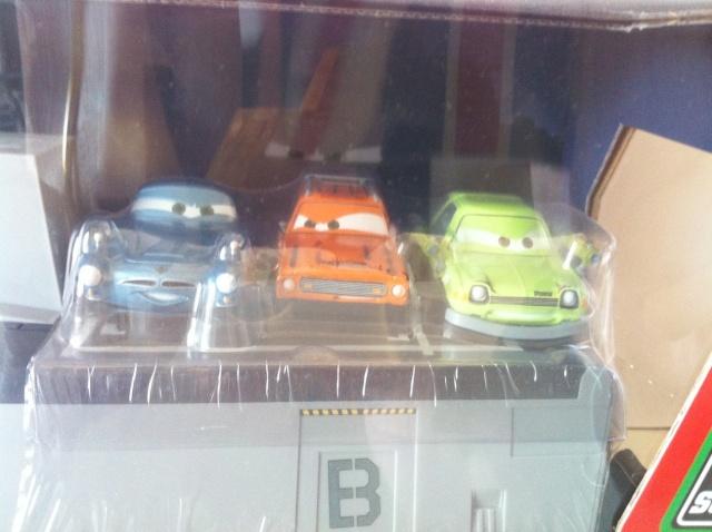 [DS] Petite collection Cars 2 Disney Store - Page 3 Bateau10