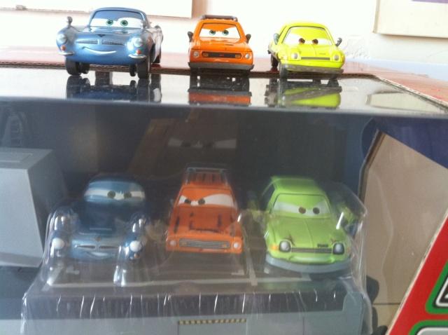 [DS] Petite collection Cars 2 Disney Store - Page 3 Bateau11