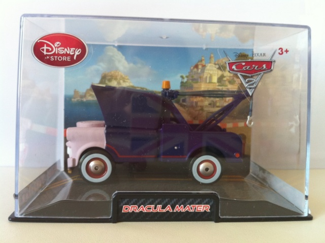 [DS] Petite collection Cars 2 Disney Store - Page 6 Dracul14